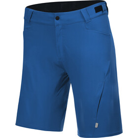 Protective P-Valley Cycling Shorts Men, dark blue